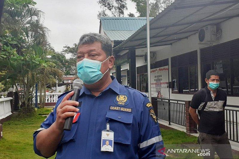 Kapal King Richard X berbendera Indonesia tenggelam di Batam