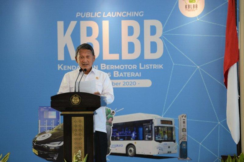Kementerian ESDM catat akan ada 19 ribu unit mobil listrik pada 2025