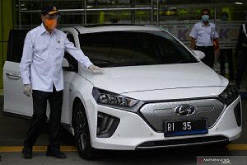 PII prediksi Indonesia akan dibanjiri kendaraan listrik
