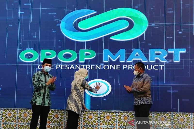 Jatim dorong Indonesia pengekspor makanan halal terbesar melalui OPOP