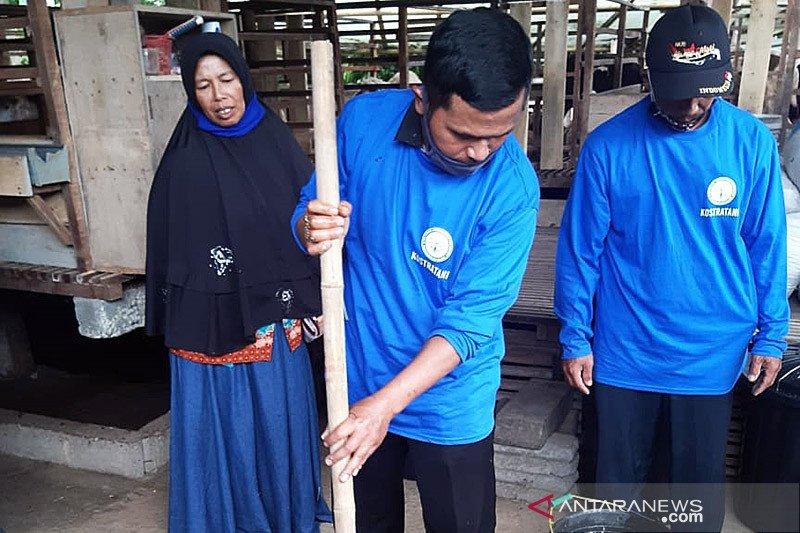 Polbangtan Yoma kembangan inovasi pengolahan limbah urine domba