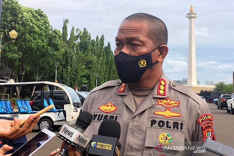 Polisi tangkap penjual airgun kepada pengemudi koboi di Duren Sawit
