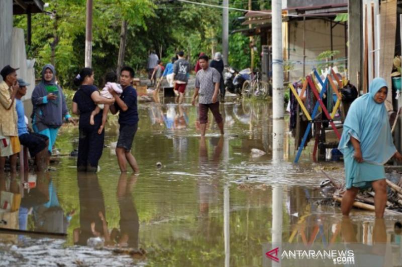 BPBD catat 739 rumah rusak akibat banjir bandang di Kolaka Utara