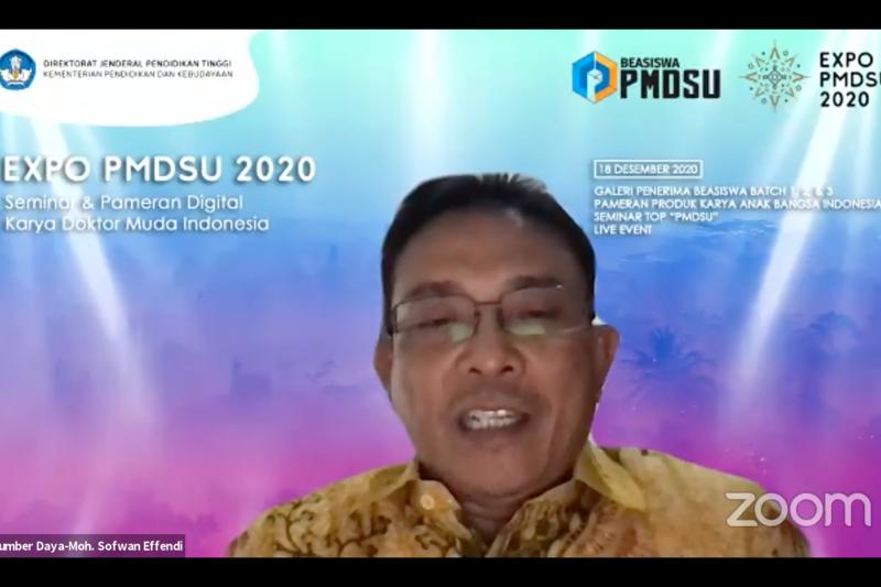 Kemendikbud sebut PMDSU didominasi penerima Bidikmisi