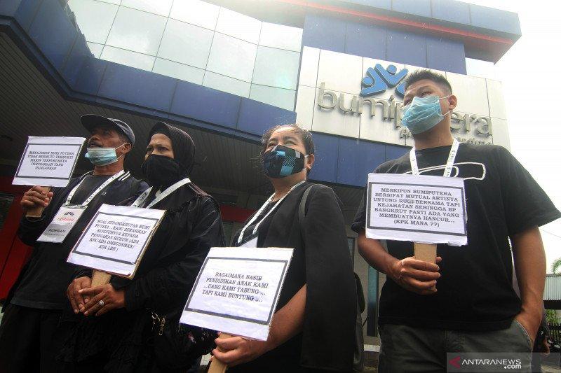 Penyidik OJK tetapkan Ketua BPA AJB Bumiputera Nurhasanah tersangka