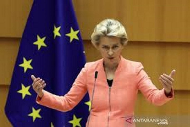EU teken kontrak pembelian 1,8 miliar dosis vaksin BioNTech/Pfizer