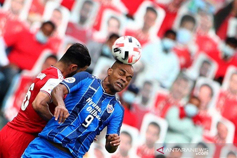 Final Liga Champions Asia : Persepolis vs Ulsan Hyundai FC
