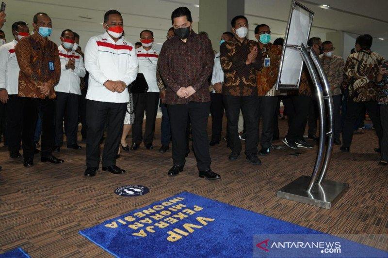 AP II siapkan fasilitas khusus untuk pekerja migran Indonesia