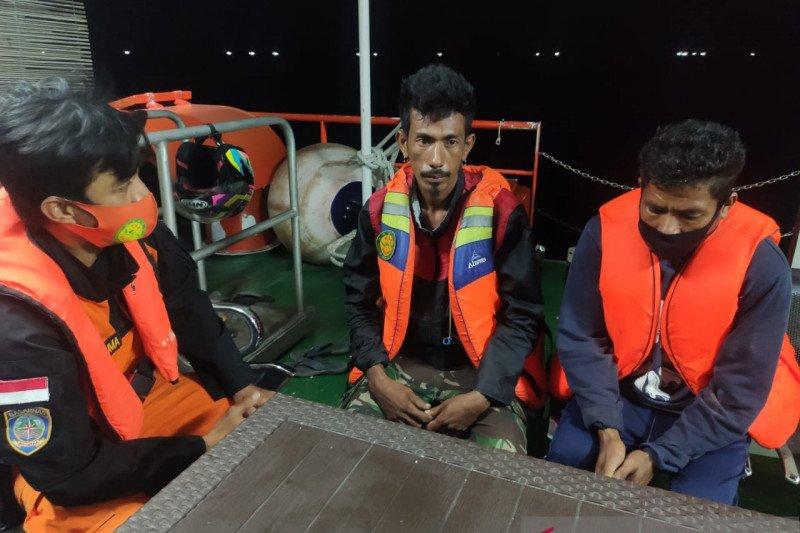 Tim SAR Kupang selamatkan dua nelayan di Perairan Timor