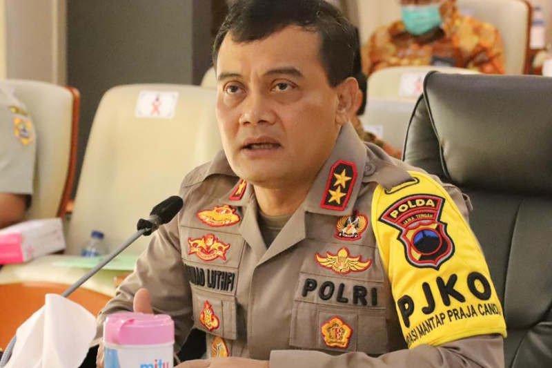 Kapolda: 18 polisi di Jateng dipecat selama 2020