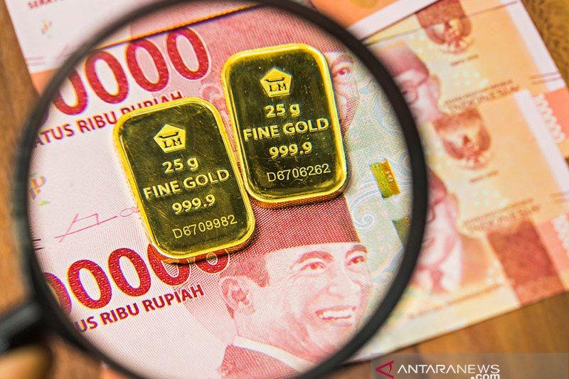 Polisi ungkap eks pegawai KPK curi emas merupakan tenaga sipil