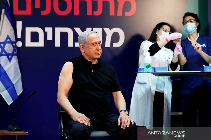 Israel akan akhiri pembatasan COVID-19 setelah vaksin berhasil