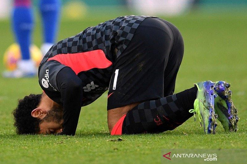 Liverpool pertimbangkan jual Mohamed Salah
