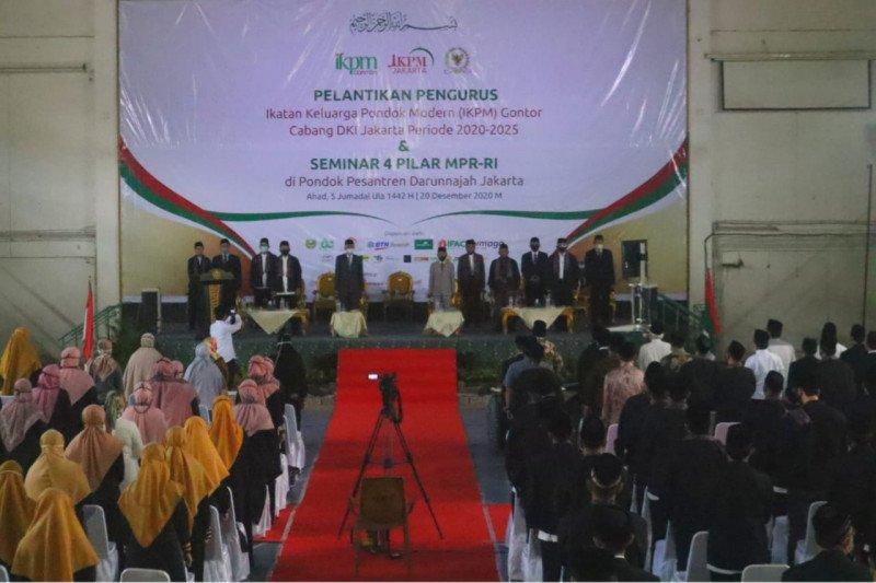 Wagub DKI ingatkan peran penting Pesantren Modern Gontor untuk bangsa