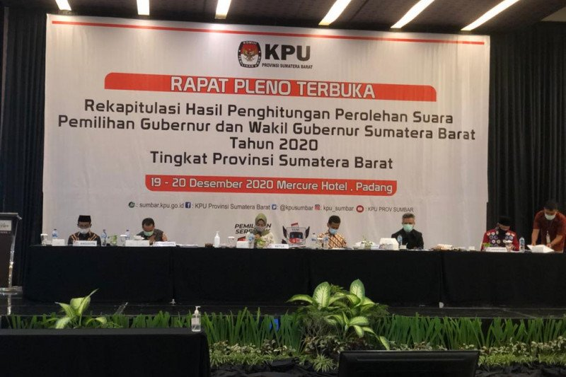 Tim Nasrul Abit-Indra Catri daftarkan gugatan Pilgub Sumbar ke MK