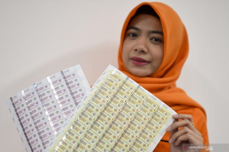 Sepekan, regulasi turunan UU bea meterai sampai merger bank syariah