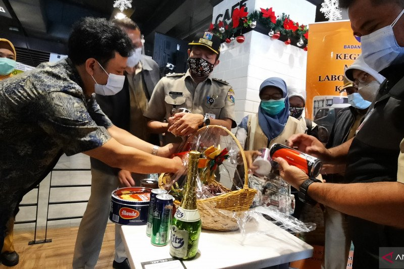 Pemkot Jaksel gelar sidak keamanan pangan jelang akhir tahun