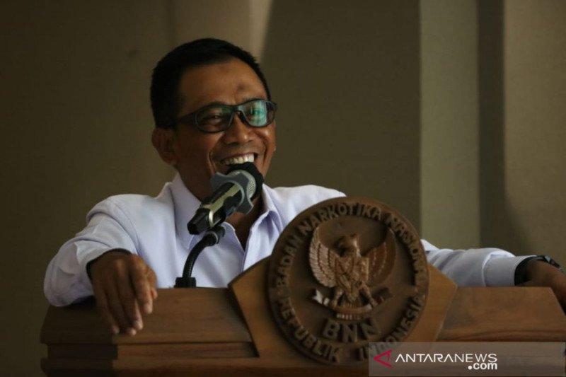 Kepala BNNP Jatim tolak tegas wacana legalkan ganja