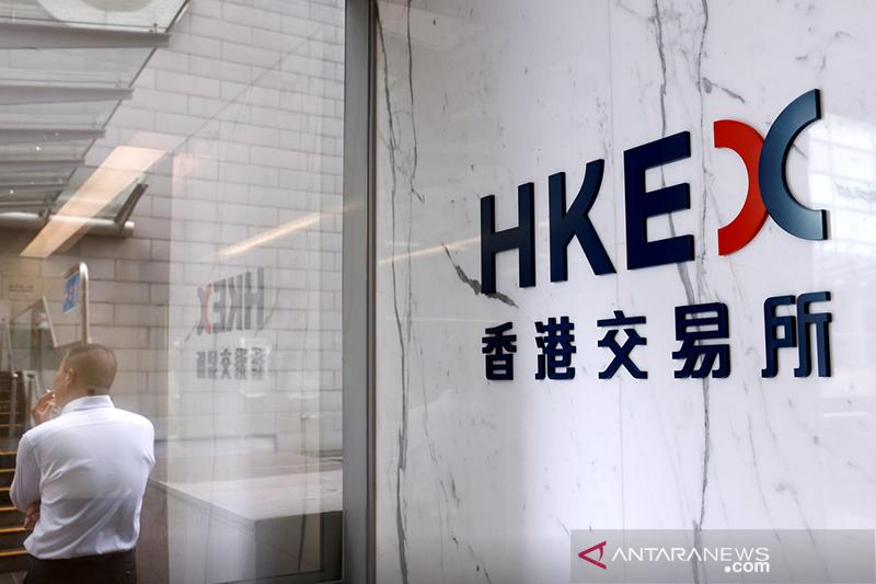 Saham Hong Kong untung lagi, Indeks HSI ditutup melonjak 1,32 persen