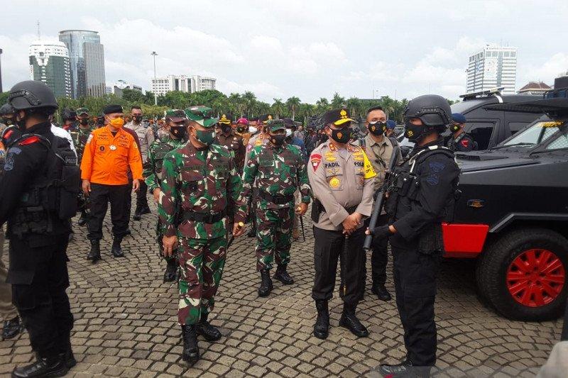 Operasi Lilin Jaya 2020 siapkan 8.179 personel gabungan