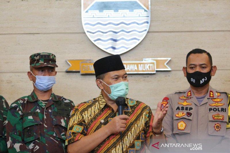 Pemkot imbau warga luar tes cepat antigen sebelum masuk ke Bandung