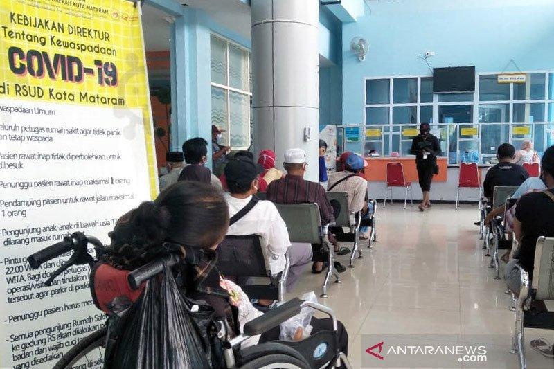Kasus COVID-19 di Mataram meluas ke 32 kelurahan
