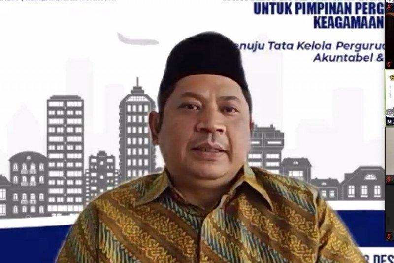 KPK ingatkan rektor PTKIN kelola keuangan secara akuntabel