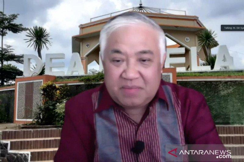 Petisi tolak Din Syamsuddin sebagai radikal capai 12 ribuan