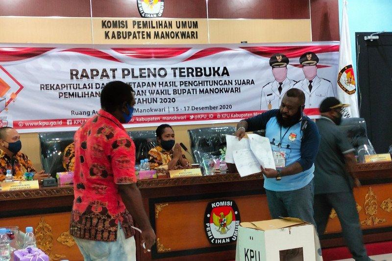 Hasil pilkada di delapan daerah Papua Barat diadukan ke MK