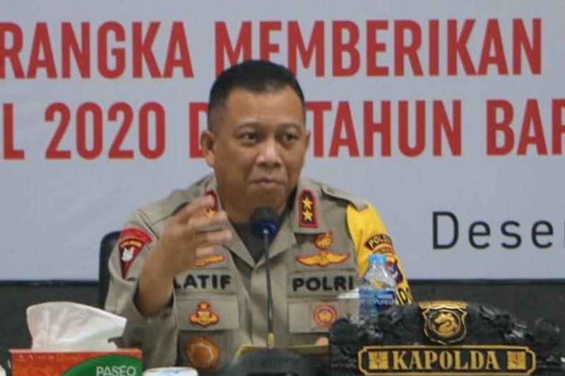 Pengamanan ditingkatkan di semua kantor polisi di NTT
