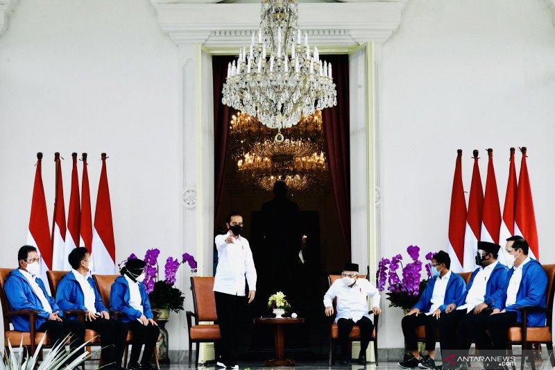 Hipmi bangga kadernya masuk jajaran menteri Kabinet Indonesia Maju
