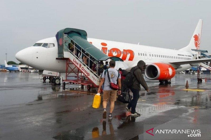 Pengalihan pendaratan ke Batam, ini penjelasan Lion Air