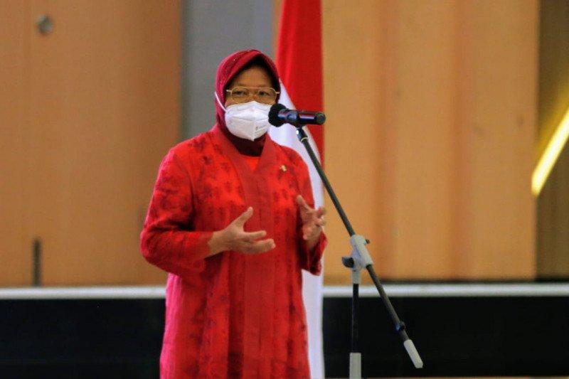 Mensos Risma ingin resmikan Jembatan Joyoboyo Surabaya