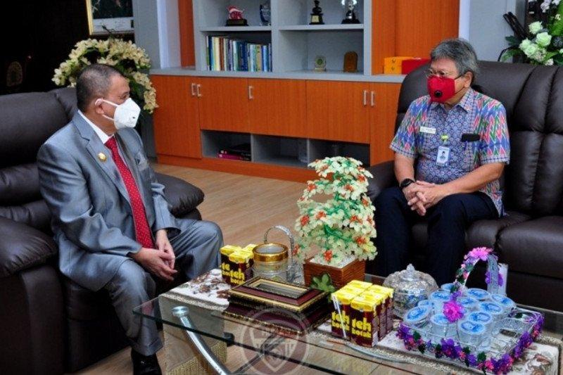 Ombudsman apreasiasi pelayanan publik Pemprov Gorontalo