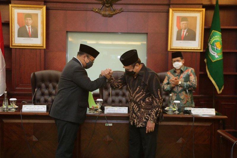 Fachrul Razi yakin Jokowi tepat pilih Yaqut jadi menteri agama