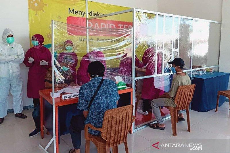 Daop 7 Madiun sediakan rapid test antigen murah di Stasiun Jombang