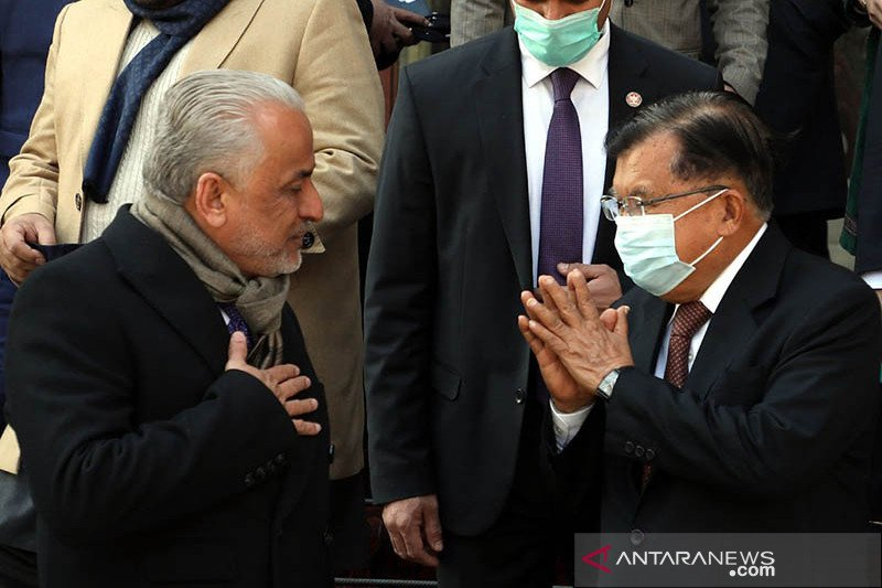 JK ajak Afghanistan kerja sama dagang dengan RI