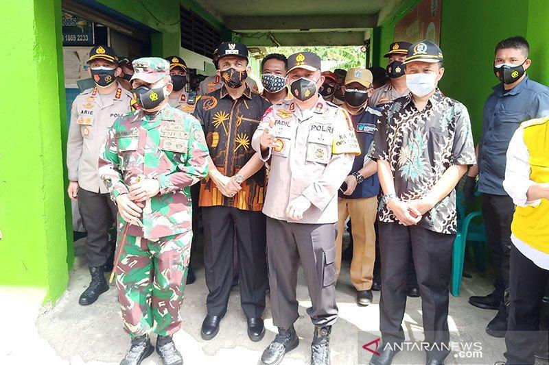 Kodam Jaya-Polda Metro bentuk Kampung Tangguh percontohan