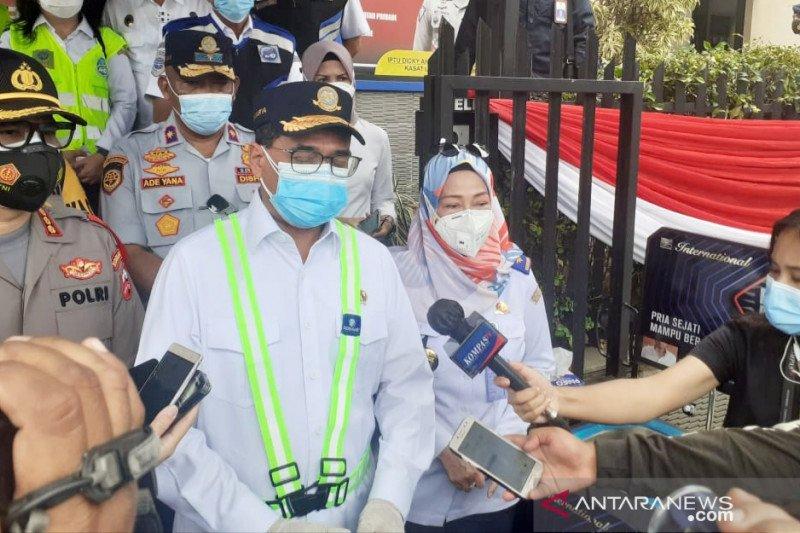 Menhub: Satu dari 100 wisatawan di Puncak Bogor reaktif