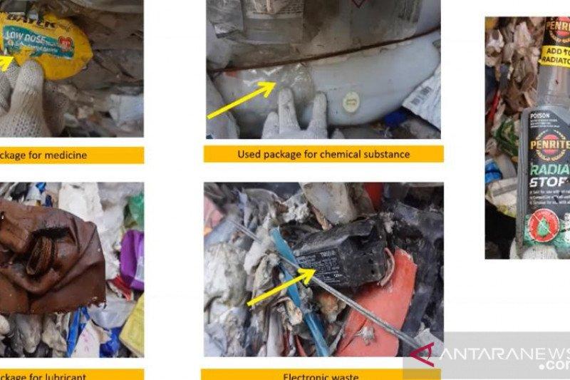 Indonesia akan kirim balik 79 kontainer limbah B3 ke empat negara
