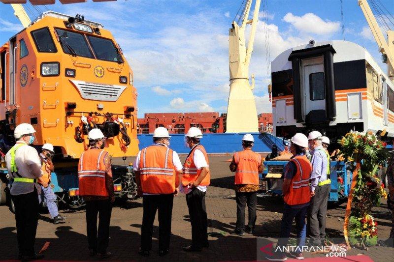 Ekspor kereta buatan PT INKA ke Filipina meningkat meski pandemi