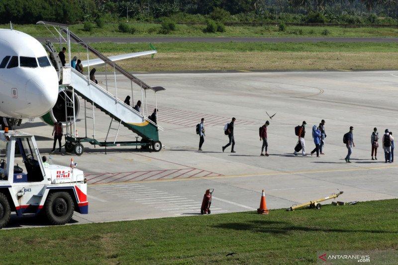 Bandara Banyuwangi tutup sementara akibat debu letusan Gunung Raung