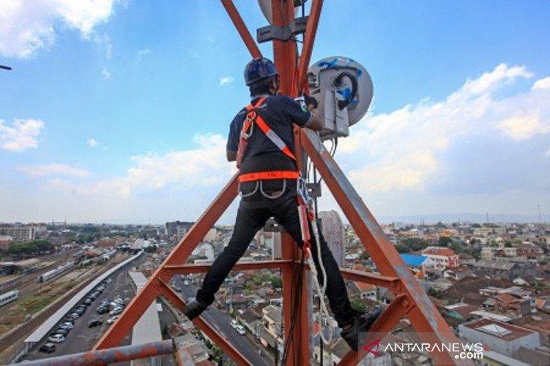 Telkom upayakan layanan telekomunikasi normal pasca gempa Sulbar