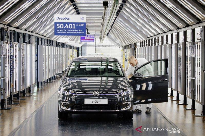 VW hentikan produksi e-Golf