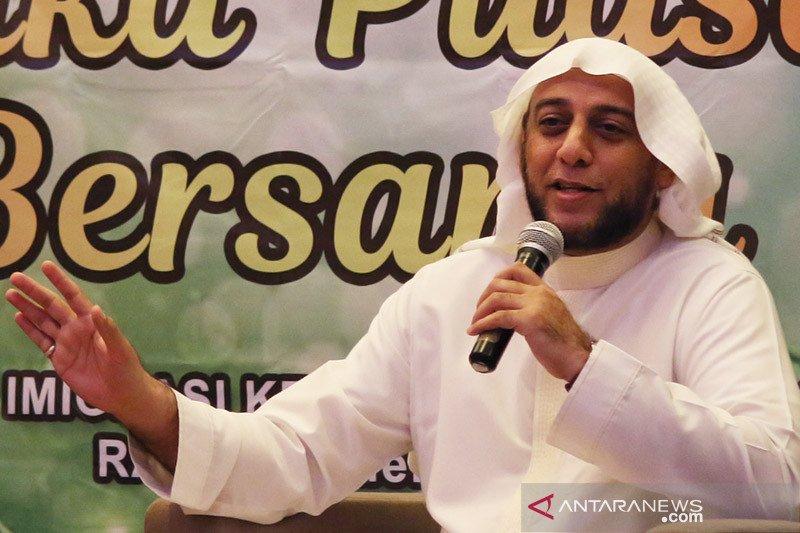Selebritas ucapkan belasungkawa atas meninggalnya Syekh Ali Jaber