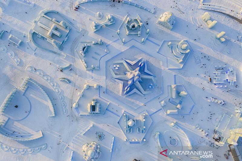 Ajang Dunia Es dan Salju Harbin ke-22