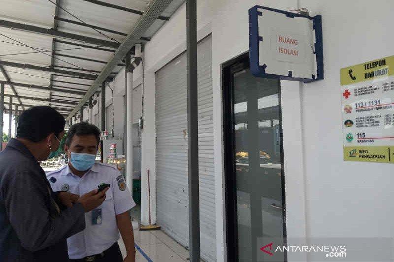Jalani tes antigen, 22 calon penumpang kereta Cirebon positif COVID-19