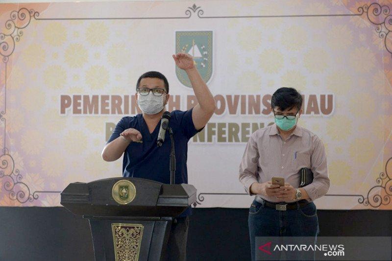 Gubernur Riau keluar dari RS untuk pemulihan dari COVID-19