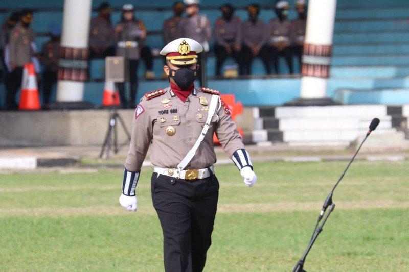Ditlantas petakan 13 titik rawan kecelakaan di Sumatera Barat