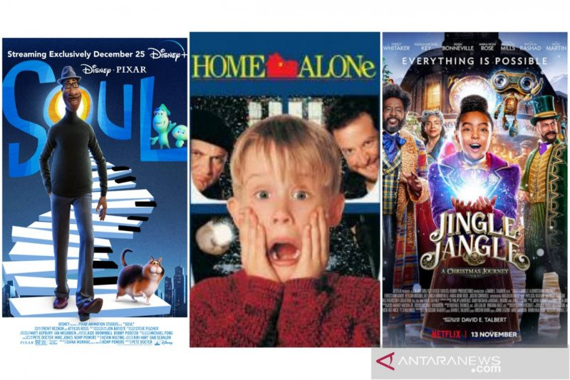 Rekomendasi film yang cocok ditonton saat libur Natal